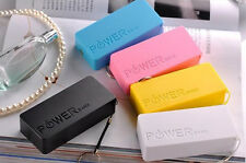 5600mAh Portable External USB Power Bank Battery Pack Charger For iphone Samsung