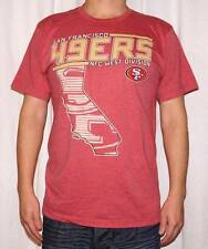 NWT San Francisco 49ers NFL Ring Spun Soft Mens Short Sleeve T-Shirt