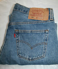 LEVI'S 501 DENIM JEANS BLUE ALL SHADES ALL SIZES 28 29 30 31 32 33 34 36 38 40