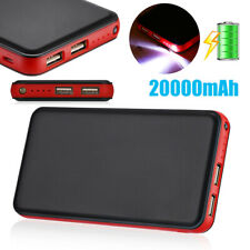 10000mAh Portable Power Bank Battery Charger For Android Phone iPhone 5S 6 Plus