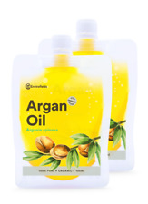 100% MOROCCAN ARGAN OIL 200ml -100% PURE ORGANIC - LOWEST PRICE - FREE SHIPPING