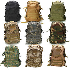 New Military Tactical Backpack Outdoor Sports Bag Hiking Camping Travel Rucksack