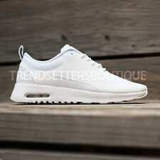 NIKE THEA AIR MAX UK 3 4 5 6 7 8 9 10 white hyperfuse 1 90 black roshe palm tree
