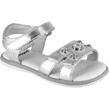 Pediped Flex Wren Silver Sandal