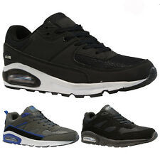 NEW BOYS SHOES KIDS GIRLS SHOCK ABSORBING BOOTS TRAINERS BACK TO SCHOOL SIZE
