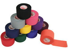 """6 Rolls Mueller M Tape - 9 Colors - 1.5"""" x 10 Yards - Cosmetic Seconds"""