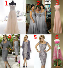 2015 Free Jacket Mother of the Bride outfit Formal Evening Dresses Wedding Dress