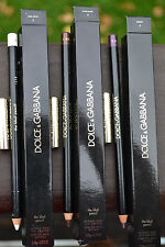 Dolce&Gabbana Intense khol eye crayon THE KHOL PENCIL ---Variation shades----