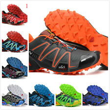 Hot Men's Smart Casual Speedcross Outdoor Running Sports Shoes 10 Color