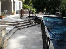 12x5 Pool fence, pool barrier, childproofing,  removable safety pool enclosure
