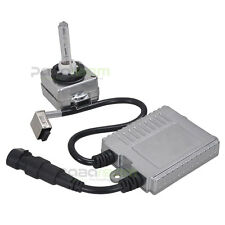 HID Xenon Conversion Kit D1S D1R D1C Bulb + Ultra-Slim Ballast for Benz BMW Audi