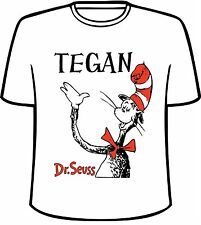 Many Tee Colors-Personalized Dr. Seuss Presents T-Shirt