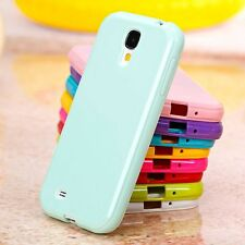 New Colorful Candy Soft TPU Silicone Case Cover Skin For Samsung Galaxy S5 S4 S3