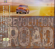 REVOLUTION ROAD Revolution Road + 1 JAPAN CD Snakes In Paradise Lionville