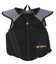 Klim Tek Insulated Winter Sled Riding Gear Snowmobile Vest - Adult