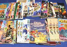 Nintendo GameCube Game Manuals - A to Z