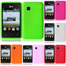 LG 840g Phone Cover Case Soft Silicone 1-Piece Cover Cover
