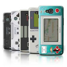 STUFF4 Back Case/Cover/Skin for LG L90 Dual/D410/Games Console