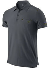 Nike Men's Smash Clay RF Tennis Polo Shirt Roger Federer 2012 French Open BNWT