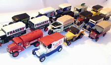MATCHBOX   DIE-CAST  TRUCK & VANS - BOXED - click on the site to chose and order