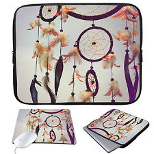 Ultrabook Laptop Sleeve Case Bag +Mouse Pad for 11-15.6 Macbook Air/Pro Acer HP
