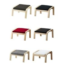 IKEA POANG - Cushion for Footstool Assorted Colors and Fabrics NEW
