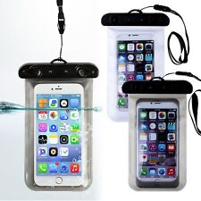 Waterproof Bag Underwater Pouch Dry Case Cover For iPhone Cell Phone Samsung HTC