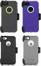Otterbox Defender Case for Iphone 5C With Belt Clip