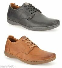 NEW MENS CLARKS ADULTS - RUTLAND APRON FORMAL/DRESS/WORK/CASUAL/LEATHER SHOES