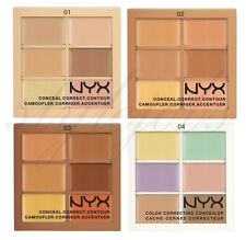 """NYX 3CP Conceal Correct Contour Palette """"Pick Any 1"""""""