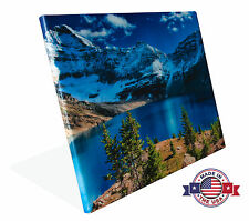 Canvas Print - Mountain Lake - Rocky Mountains - Gallary Wrap or Canvas Only