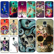 Anchor Scenery Pattern Animal New Cover Case For Samsung Galaxy S3 S4 S5 Fashion