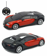 1:16 Bugatti Veyron RC Radio Steering Remote Control Sport Car RECHARGEABLE 2015