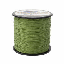 Army Green PE DYNEEMA SPECTRA 100M 300M 500M 1000M Super Test FISHING BRAID LINE