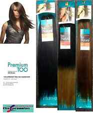 Sensationnel Premium Too Yaki Natural 100% Human Hair Weave 10inch UK AUTHORIZED