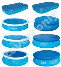 Bestway Inflatable Fast Set Swimming Round Rectangular Paddling Pool Covers only