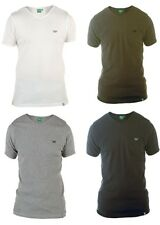 Duke Ozark Mens New Ribbed V Neck Top 4 Colours