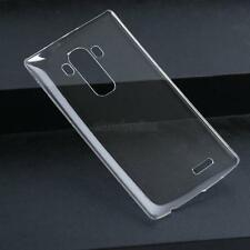 New Crystal Clear Transparent Ultra Thin Snap On Hard Case Cover For LG G4