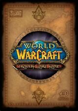 World of Warcraft Cards - Tomb of the Forgotten 137 - 202 - Pick card WOW CCG