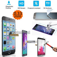 0.3mm Tempered Glass Screen Protector Film Guard For Phone iPhone Samsung LG HTC