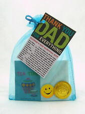 FATHERS DAY UNIQUE & FABULOUS GIFT CARD PRESENT SURVIVAL KIT PERSONALISED DAD