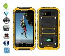 A9 waterproof Land Rover Smart Phone 4 Cores 1G Android 4.2 GPS WIFI DUAL SIM