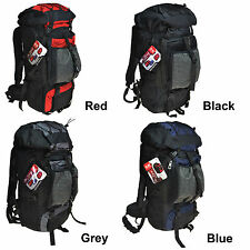 Mens & Womens Sports Backpack Travel Rucksack Gym School Bag Work College Uni