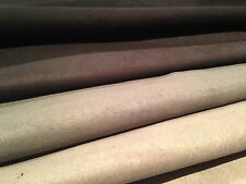 ANTARA - FAUX SUEDE - UPHOLSTERY FABRIC - CAR BOAT CAMPER CARAVAN BED * CLEAROUT