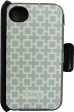 Otterbox Defender Case For Iphone 4s Harmony! With Belt Clip -NEW -