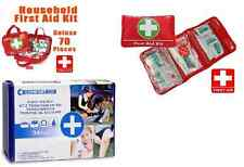 First Aid Kit Emergency Safety Travel Home Office Bike Car Work Sports New