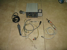 Pace MBT-100 Desoldering Station With Hand Piece Working