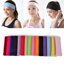 Beauty Headband Sweetband Stretch Bath Shower Gym Sport Yoga Unisex Headband