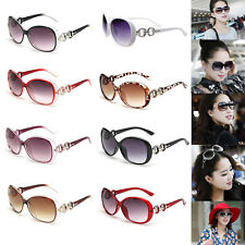 New Eyewear Retro Vintage Oversized Women Fashion Designer Sunglasses Glasses