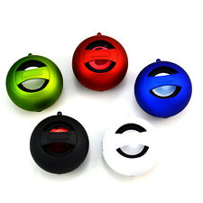 5 Colors Best Fashion Portable XMI X-Mini II 2 Mini Hamburger Capsule Speaker
